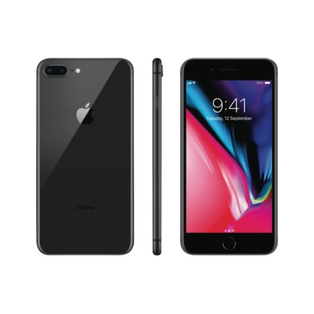 Refurbished Apple iPhone 8 Plus 256GB Space Grey