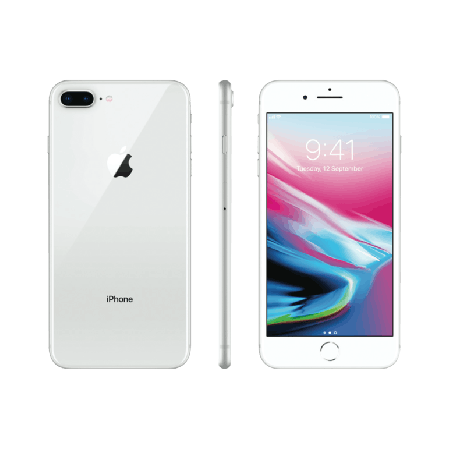 Refurbished Apple iPhone 8 Plus 64GB Zilver