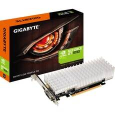 GIGABYTE GeForce GT 1030 Silent Low Profile 2G grafische kaart