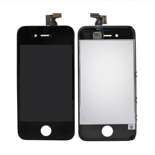 iPhone 4 Scherm (LCD + Digitizer Glas)