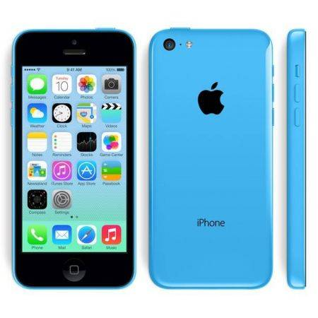 Refurbished Apple iPhone 5C 16GB Blauw
