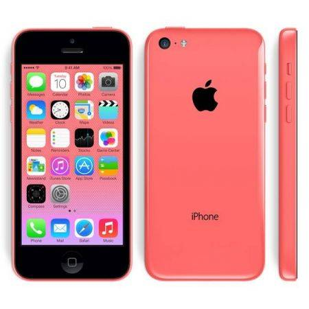 Refurbished Apple iPhone 5C 16GB Roze