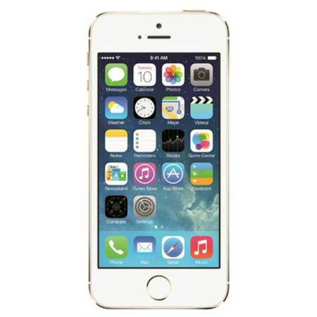 Refurbished Apple iPhone 5S 64GB Goud