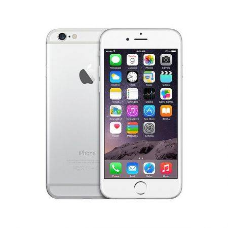 Refurbished Apple iPhone 6 64GB Zilver