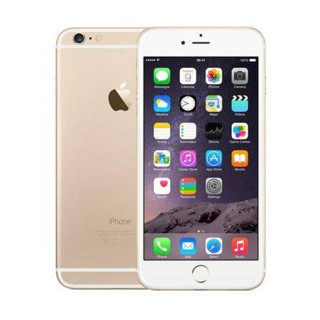 Refurbished Apple iPhone 6 64GB Goud