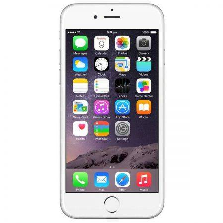 Refurbished Apple iPhone 6 Plus 64GB Zilver