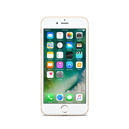 Refurbished Apple iPhone 6S Plus 16GB Goud