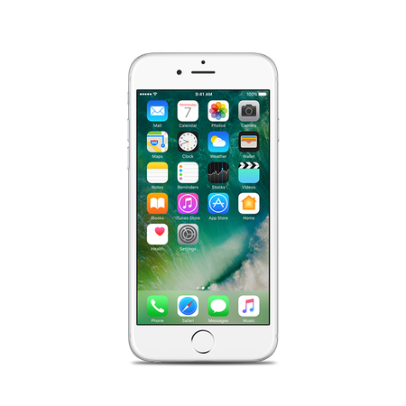 Refurbished Apple iPhone 6S Plus 64GB Zilver