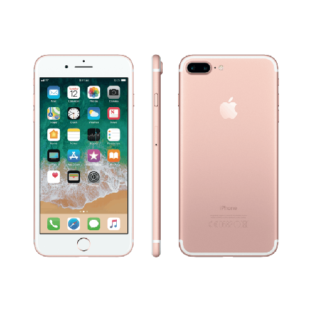 Refurbished Apple iPhone 7 Plus 32GB Rosé