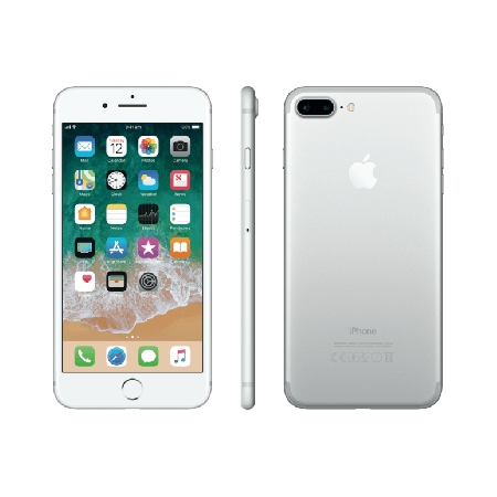 Refurbished Apple iPhone 7 Plus 32GB Zilver