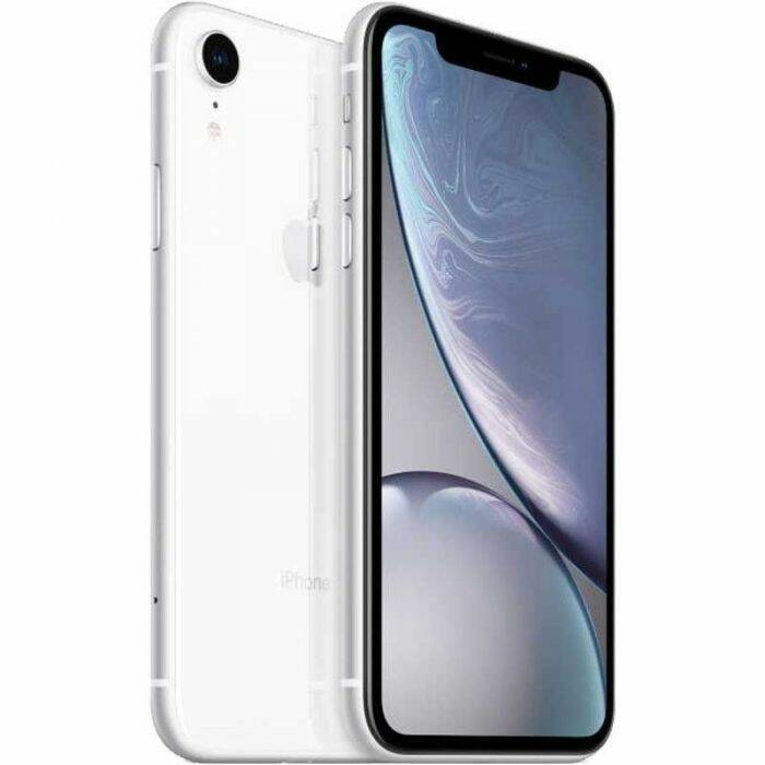 Refurbished Apple iPhone XR 64GB Wit