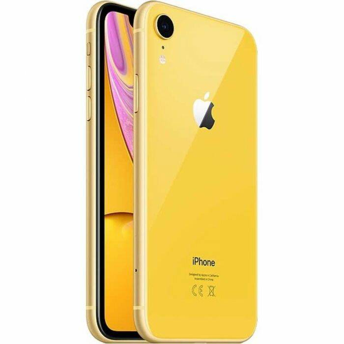 Refurbished Apple iPhone XR 64GB Geel