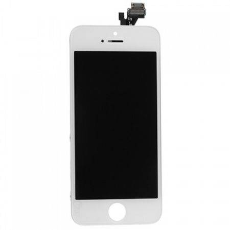 iPhone 5S Scherm (LCD + Digitizer Glas) Wit of Zwart