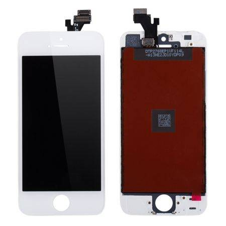 iPhone 5 Scherm (LCD + Digitizer Glas) Wit en Zwart