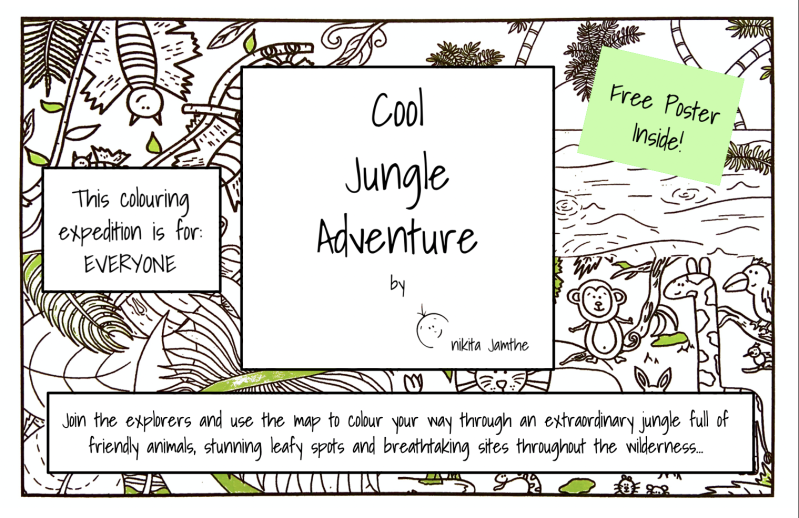 Cool Jungle Adventure