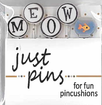 HOD Meow Pins