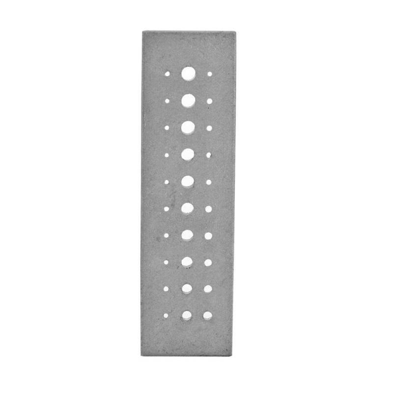 Staking & Riveting Block with 30 Holes