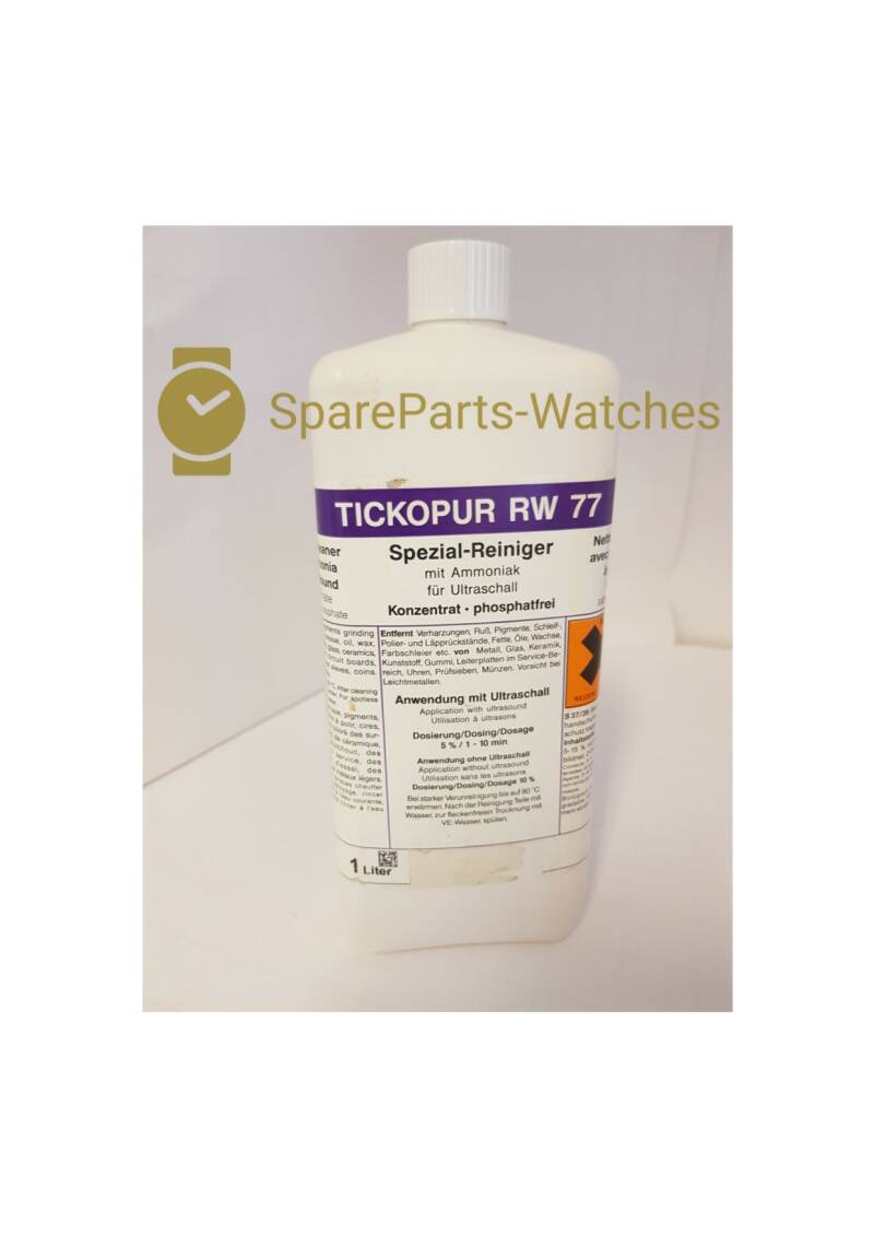 Tickopur Agent RW 77 Cleaning Solution