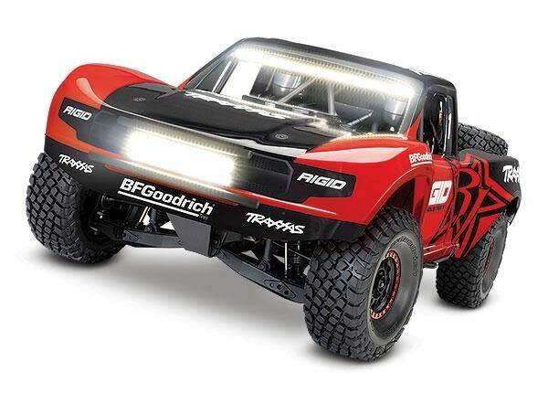 Traxxas Unlimited Desert Racer 4WD incl LED