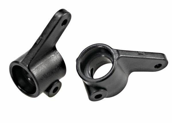 Steering blocks, left & right (2) (requires 5x11x4mm bearing