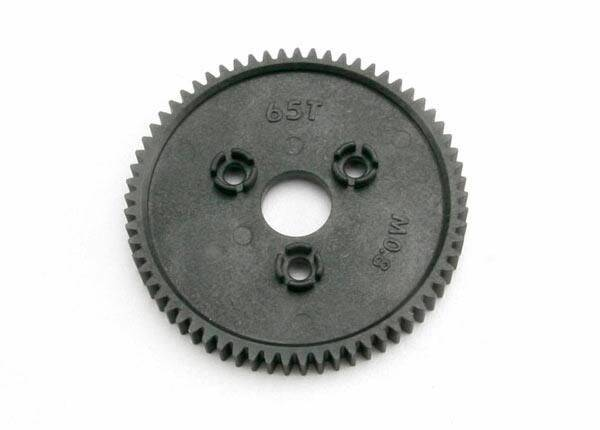 Spur gear, 65-tooth (0.8 metric pitch)