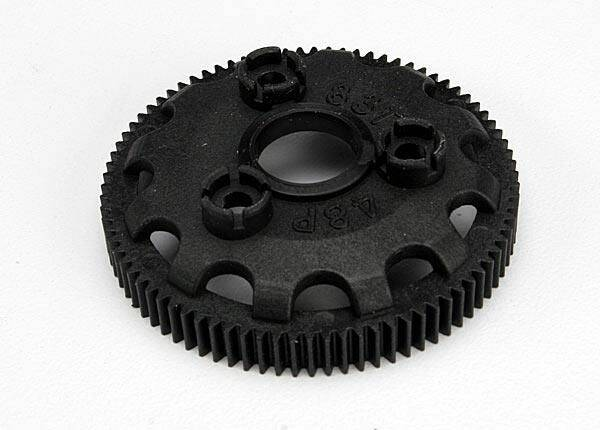 Spur gear, 83-tooth (48-pitch) (for models with Torque-Contr.)