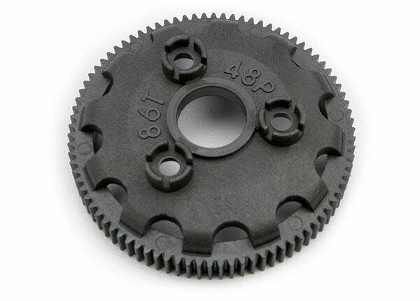 Spur gear, 86-tooth (48-pitch) (for models with Torque-Contr.)