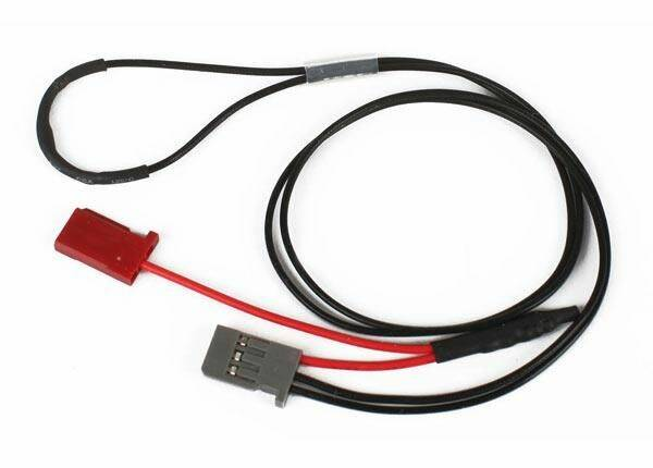 Temp/Voltage Telemetry Sensor - long