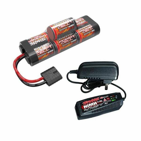 Traxxas 2984 BATTERY/CHARGER COMPLETER PACK 2969 CHARGER AND 2926X BATTERY