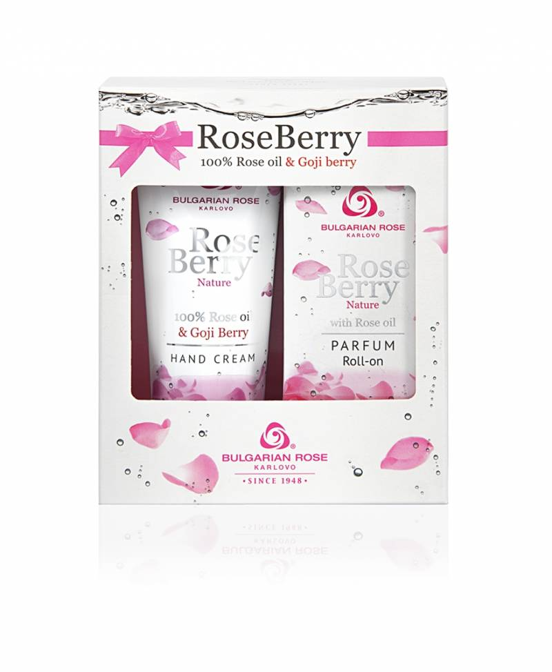 Rose Berry Nature Gift Set