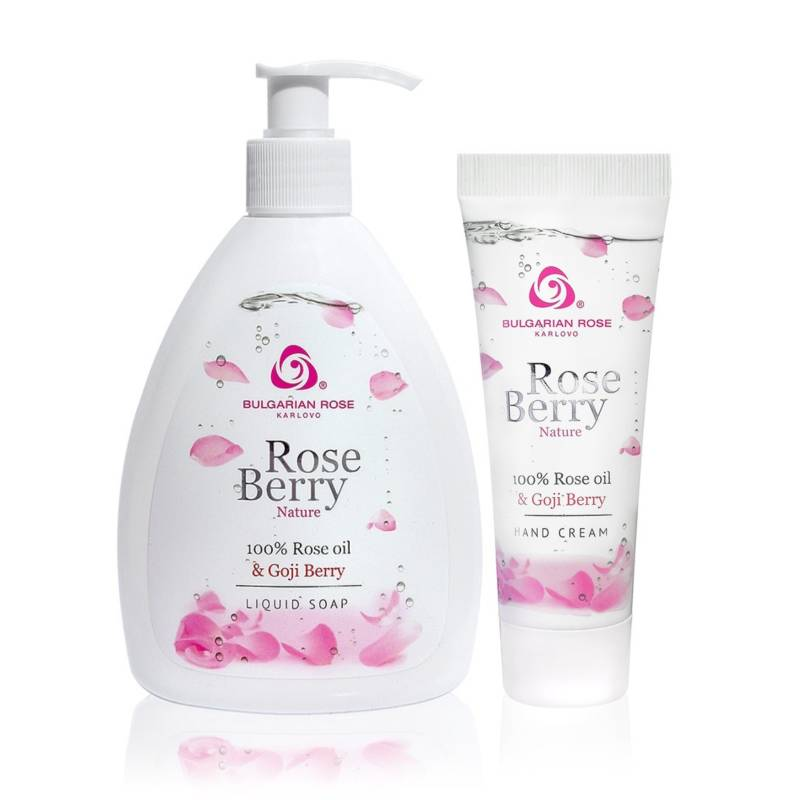 Hand care Rose Berry Nature