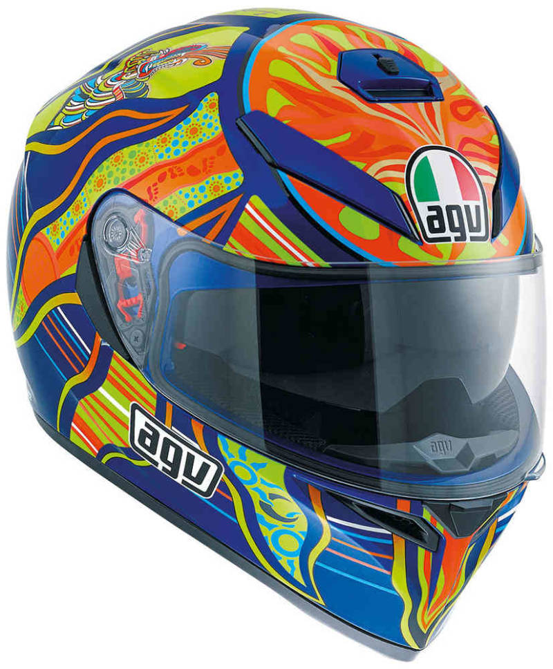 AGV K3 SV FIVE CONTINENTS HELM