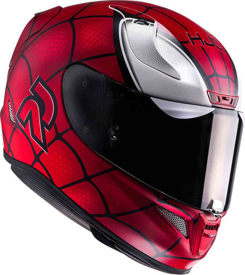 HJC RPHA-11 SPIDERMAN HELM