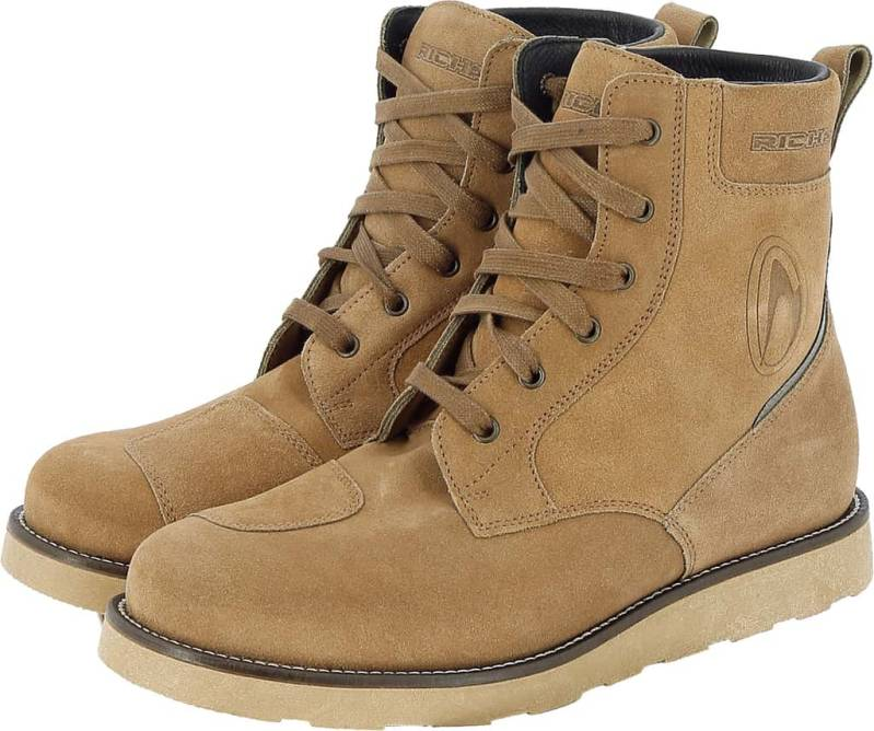 RICHA TIMBER BOOTS