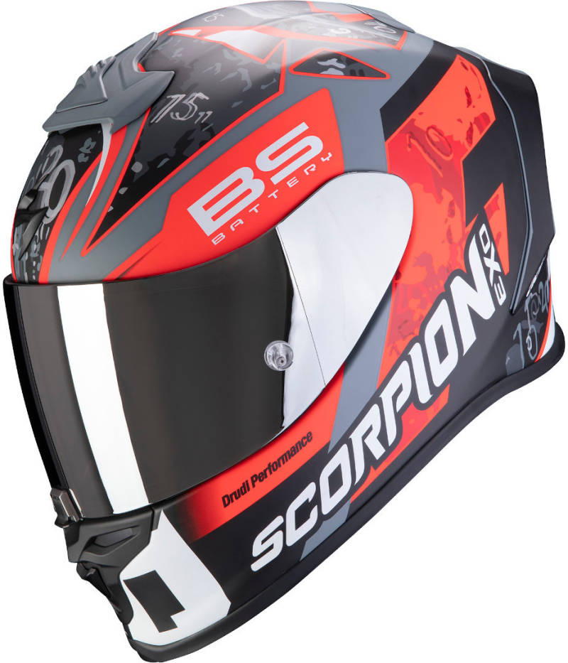 SCORPION EXO-R1 AIR FABIO QUARTARARO REPLICA HELM
