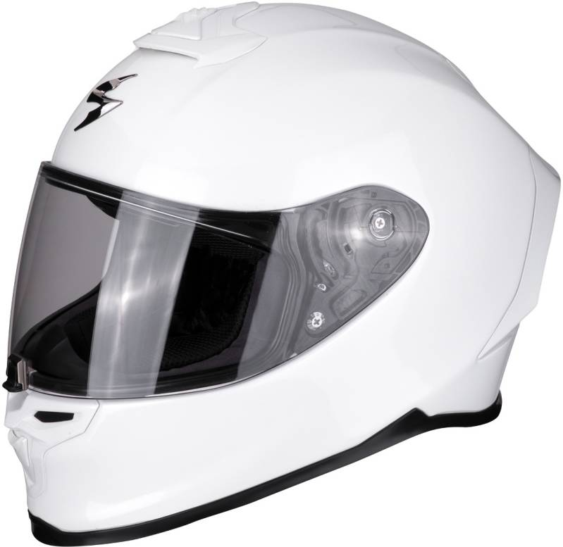 SCORPION EXO-R1-AIR SOLID HELM / 2 kleuren