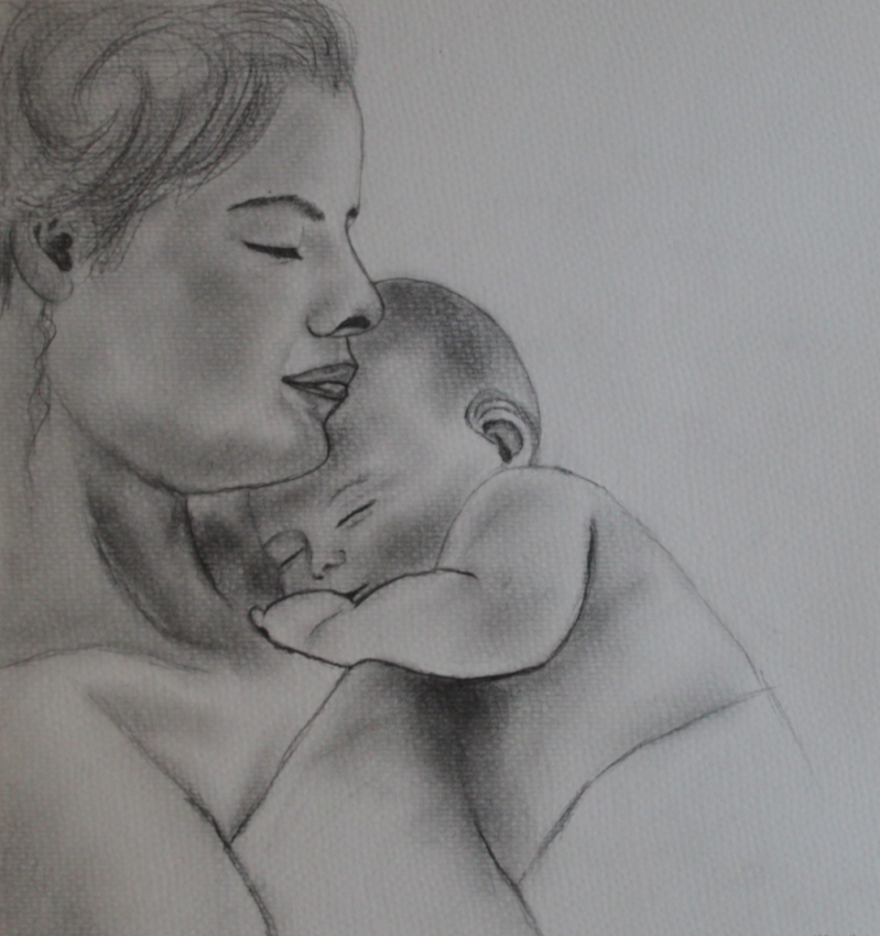 Moeder en kind - Mother and child