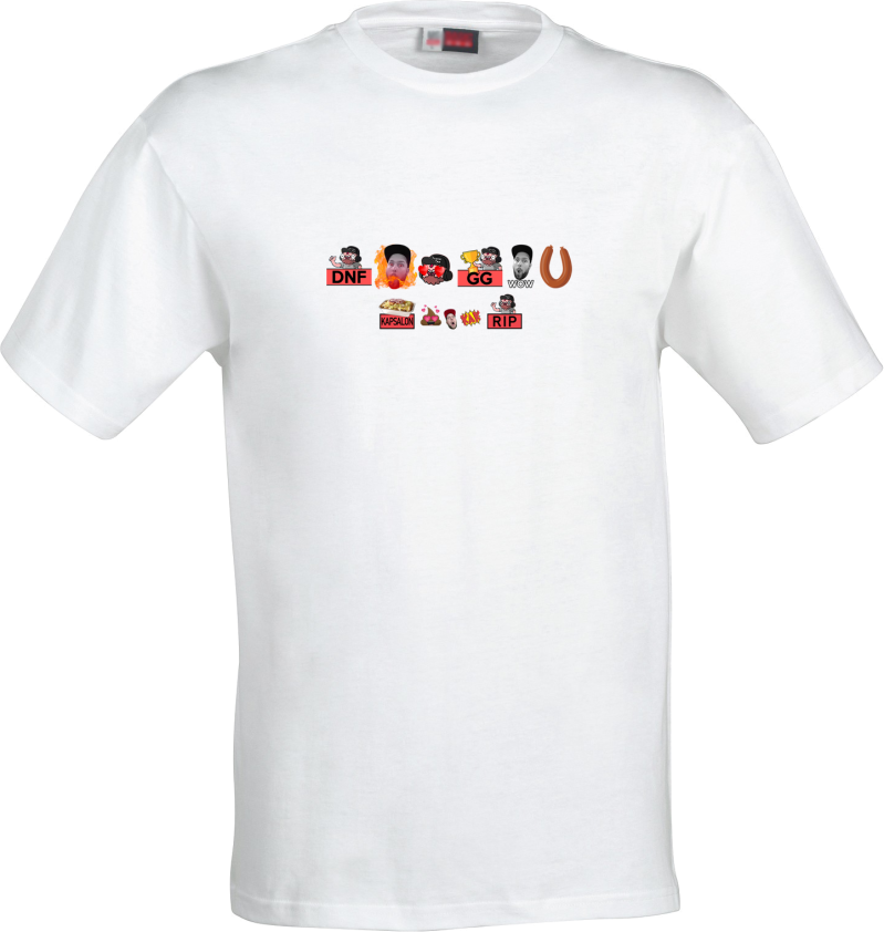 Twitch Cromo Emote T-shirt (Limited Edition)