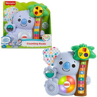 FISHERPRICE LINKIMALS TELLENDE KOALA