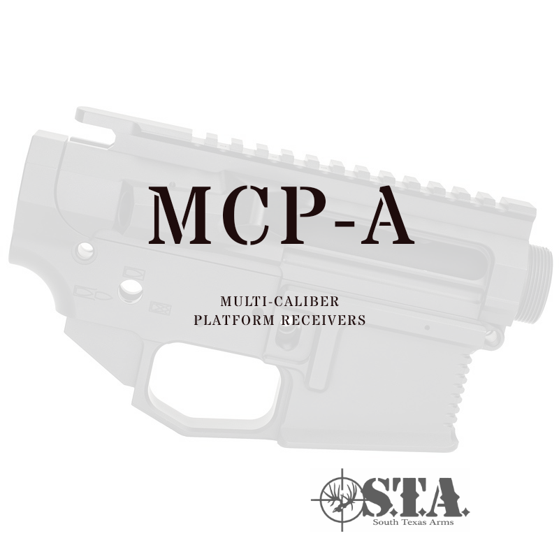 Stripped Lower - MCP-A