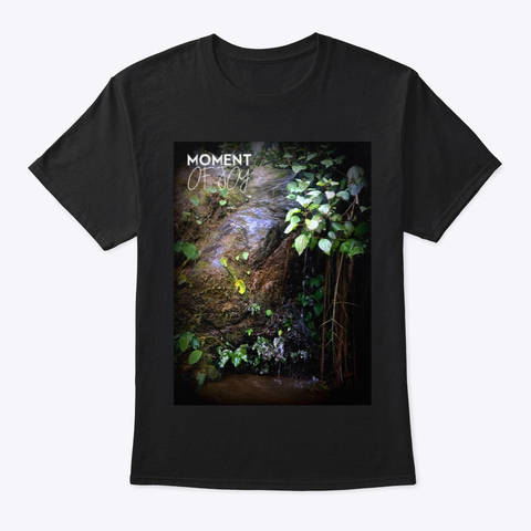 "T-Shirt ""Small Waterfall Nagarkot, Nepal"""