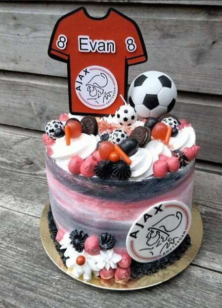 Taarttopper Voetbal