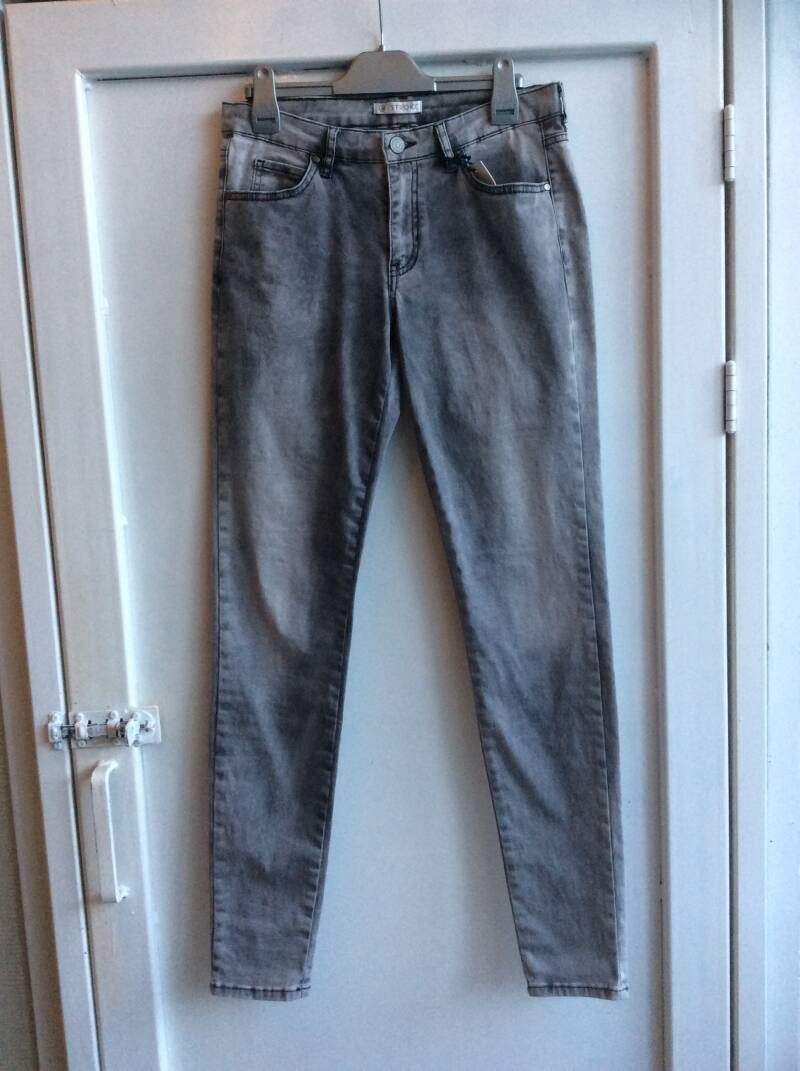 Stroke Jeans Light Gray