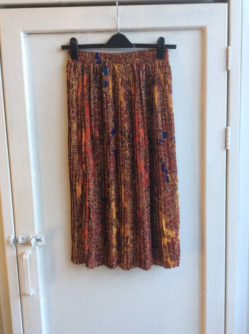 Voyar Skirt India Style
