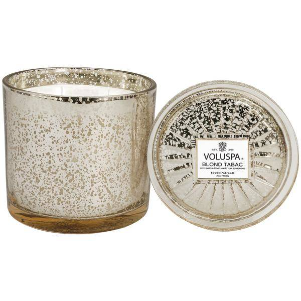 Voluspa Blond Tabac Candle Groot