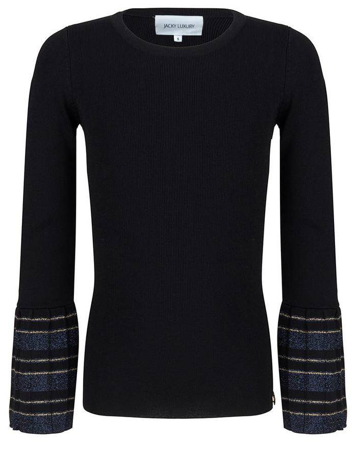 Top Jacky Knit flared sleeves
