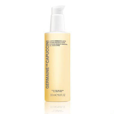 Express Make-up Removal Oil - Face & Eyes (200ml)