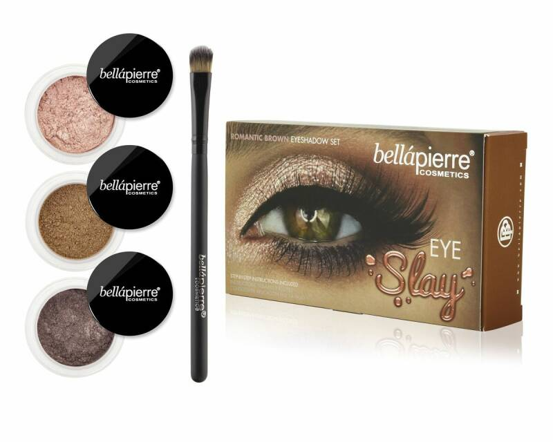 Eye Slay Romantic Brown