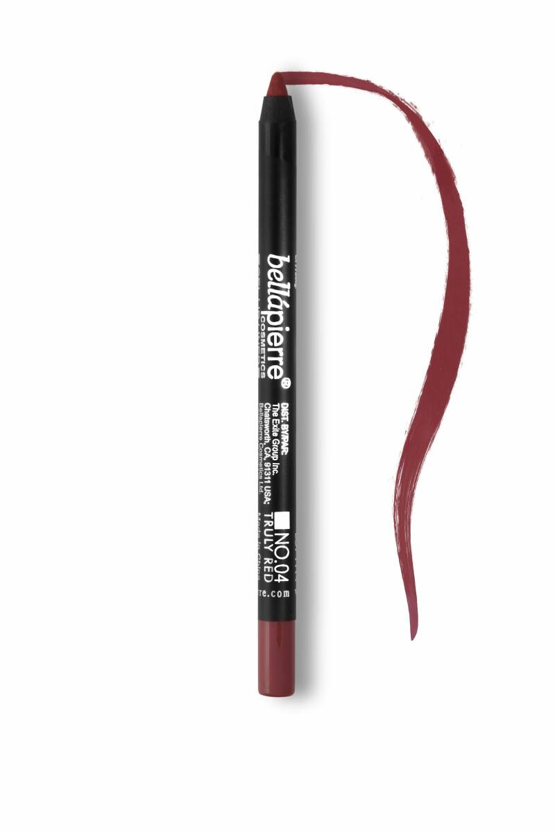 Gel Lip Liner - Truly Red