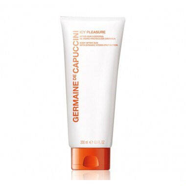 Icy Pleasure After-Sun Body With Dynamic Hydro-Protection (200ml)